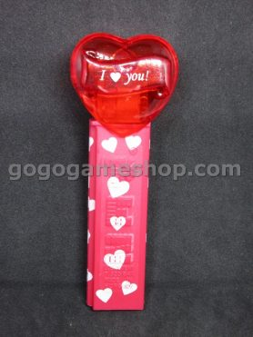 Pez Dispenser Heart (I Love You)
