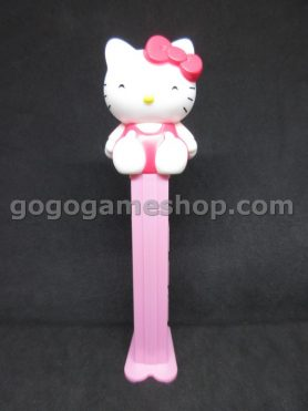 Pez Dispenser Hello Kitty Pink