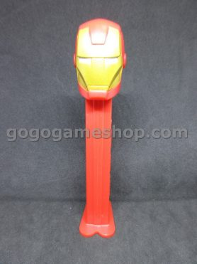 Pez Dispenser Iron Man