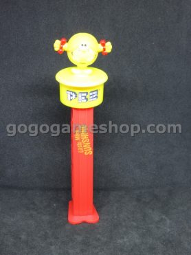 Pez Dispenser Little Miss Sunshine