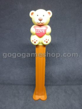 Pez Dispenser Love Bear