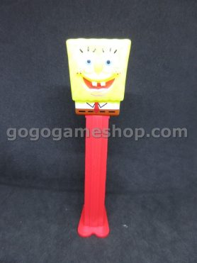 Pez Dispenser Spongebob