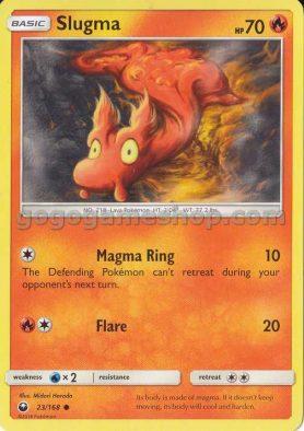 Pokemon Sun & Moon Celestial Storm Trading Game Card
