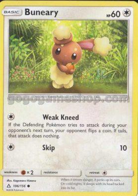 Pokemon Sun & Moon Ultra Prism Trading Game Card