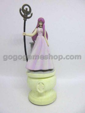 "Saint Seiya Saori Kido ""Athena"" Chess King Piece Figure"