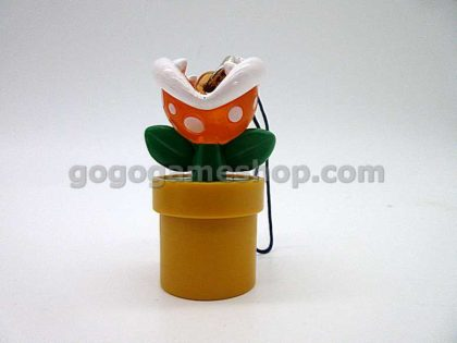 Super Mario Light Mascot 2 Ornaments Gashapon Toy Set of 6