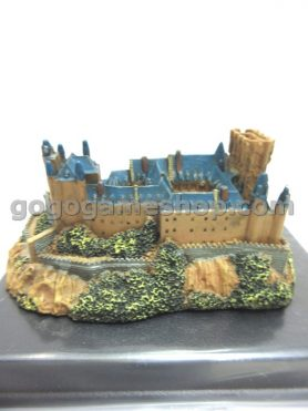 The World Heritage - Cathedral, Alcazar and Archivo de Indias in Seville Miniature Model